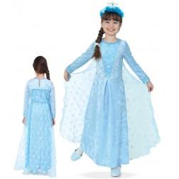 Costum pentru serbare Printesa Ghetii 128 cm