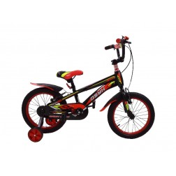 Bicicleta BMX 16 Rosu Cadru Baiat - MyKids