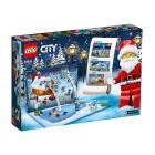 Calendar de Craciun LEGO City (60235)