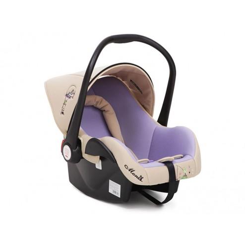 Cosulet Auto Bebelusi MONI Babytravel Violet