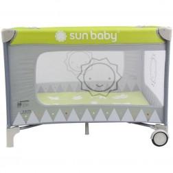 Tarc de joaca Sweet Dreams - Sun Baby - Verde