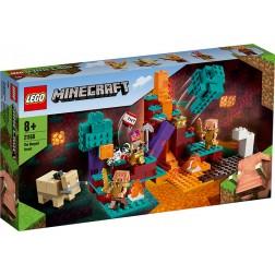 LEGO Minecraft Pădurea Deformată
