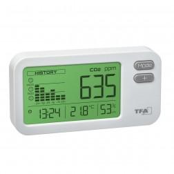 Monitor pentru calitatea aerului AIRCON2TROL COACH CO2 TFA 31.5009.02