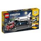 Transportorul navetei spatiale, 31091, Pachetul LEGO de Craciun 2019