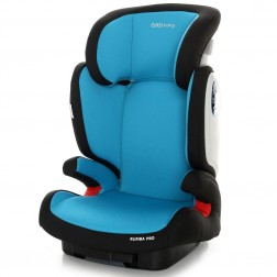 Scaun auto cu sistem Isofix Rumba Pro 15-36 kg - Coto Baby - Turcoaz