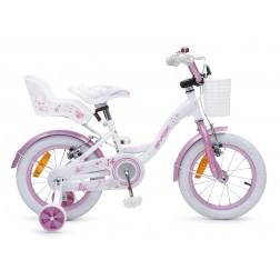 Bicicleta Copii Byox 14 FLOWER Roz