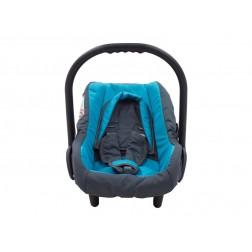 Cos Auto pentru copii Kunert Albastru 0-13 Kg