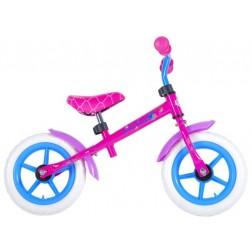 Bicicleta fete 12 inch fara pedale Shimmer and Shine - Volare