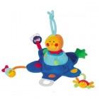 Jucarie din plus Caracatita muzicala - Brevi Soft Toys