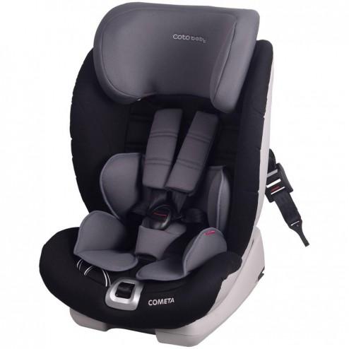 Scaun auto cu Isofix Cometa - Coto Baby - Gri