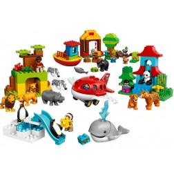 In jurul lumii LEGO DUPLO (10805)