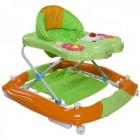 Premergator Ursulet cu sistem de balansare - Sun Baby - Orange cu Verde