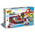 Set constructie Plus tren mare - Unico