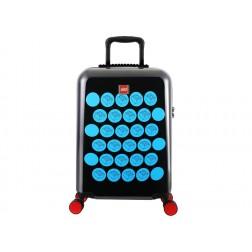 Troller LEGO ColorBox 20'' - Negru/Albastru (20161-1975)