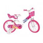 Bicicleta Barbie 16 - Dino Bikes