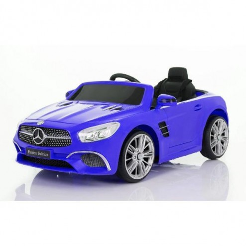 Mercedes-Benz SL400_ALBASTRU