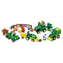 Set distractie la ferma-Biemme-34984-JOHNNY DEERE