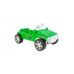 NOU! Masinuta cu pedale - verde