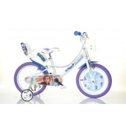 """Bicicleta Frozen 16"""" - Dino Bikes-164FZ3"""