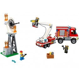 Camion utilitar de pompieri (60111)