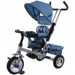Tricicleta Confort Plus - Sun Baby - Melange Albastru