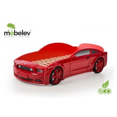 Pat masina Light-MG 3D Rosu