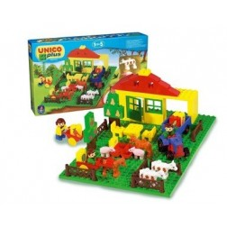 Set constructie Unico Plus Ferma