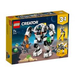 LEGO Creator 3in1 Robot Miner Spațial