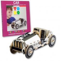 Joc creativ 3D Car