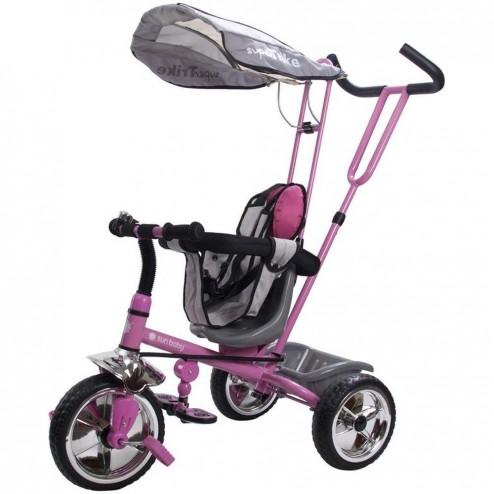 Tricicleta Super Trike Roz - Sun Baby