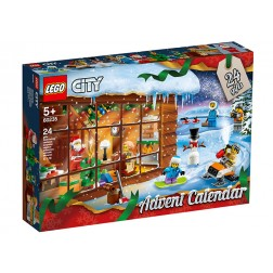 Calendar de Craciun LEGO City (60235)