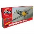 Kit aeromodele Airfix 5120A Avion Messerschmitt Bf109E-4/E-1 Scara 1:48