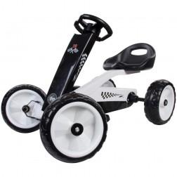 Gokart Zoomie cu pedale, 4 roti si inaltime reglabila - Sun Baby