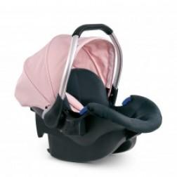 Scaun Auto  Comfort Fix Pink Grey