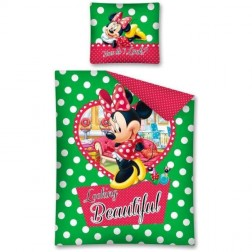 Lenjerie de pat Minnie Mouse