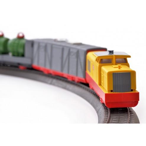 Tren de marfa cu telecomanda Marfar