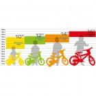 Bicicleta 166 RN - Dino Bikes