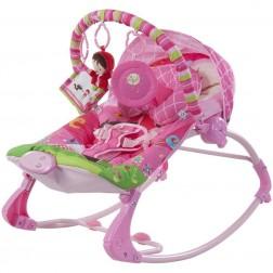 Balansoar pentru copii cu melodii si vibratii Scufita Rosie - Sun Baby