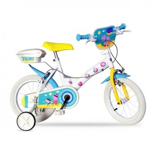 Bicicleta Peppa Pig 14 - Dino Bikes