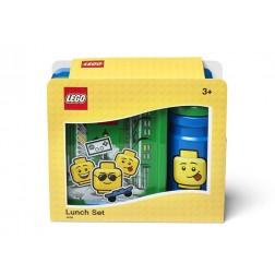 LEGO Set pentru pranz Iconic albastru-verde