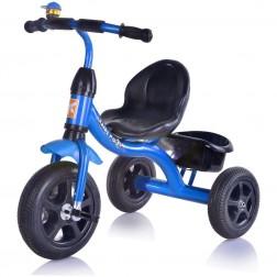 Tricicleta Tobi Basic - Kidz Motion - Albastru