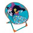 Fotoliu pliabil pentru copii Looney Tunes