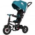 Tricicleta pliabila cu roti gonflabile Qplay Rito - Sun Baby - Green