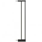 Extensie poarta de siguranta 14 cm, metal negru, Noma