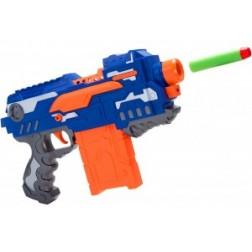 Set pistol cu gloante moi pentru copii, Globo Wtoy