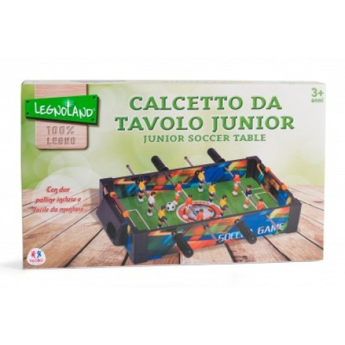 Masa de fotbal futsall lemn 50 cm Junior