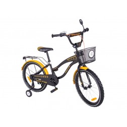 Bicicleta copii MyKids Toma Exclusive 2001 Orange