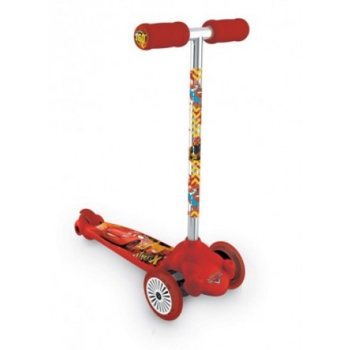 Trotineta copii Twist and Roll Cars