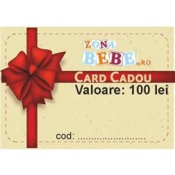 Voucher cadou, valoare 100 ron