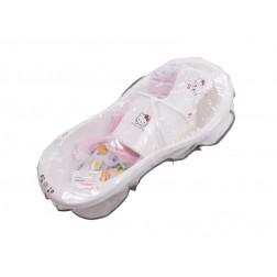 Set Cadita Cadou MyKids  Baby Girl Hello Kitty